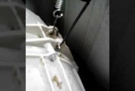 Самодельный ремонт подвески бака